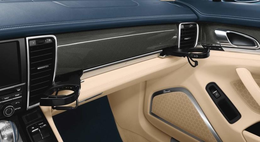 Produit dorigine Porsche 718 Boxster 981//982 Boxster Inscription//logo Galvano Argent/é